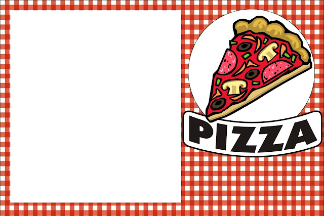 Pizza Party: Free Printable Invitations. | Is it for ...