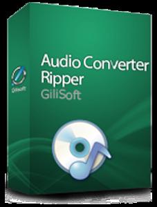 Gilisoft Audio Converter Ripper Full,Công cụ chuyển đổi và trích xuất âm thanh