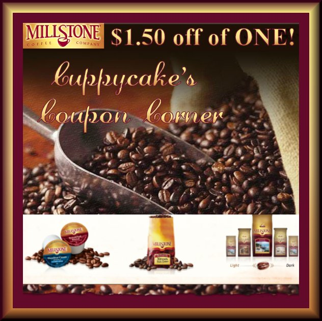 Millstone coffee coupons