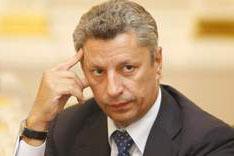 Bojko JU. A ministr