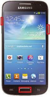 Como hacer hart reset o reseteo de fabrica  al Samsung Galaxy  mini s4, S4 mini s9190