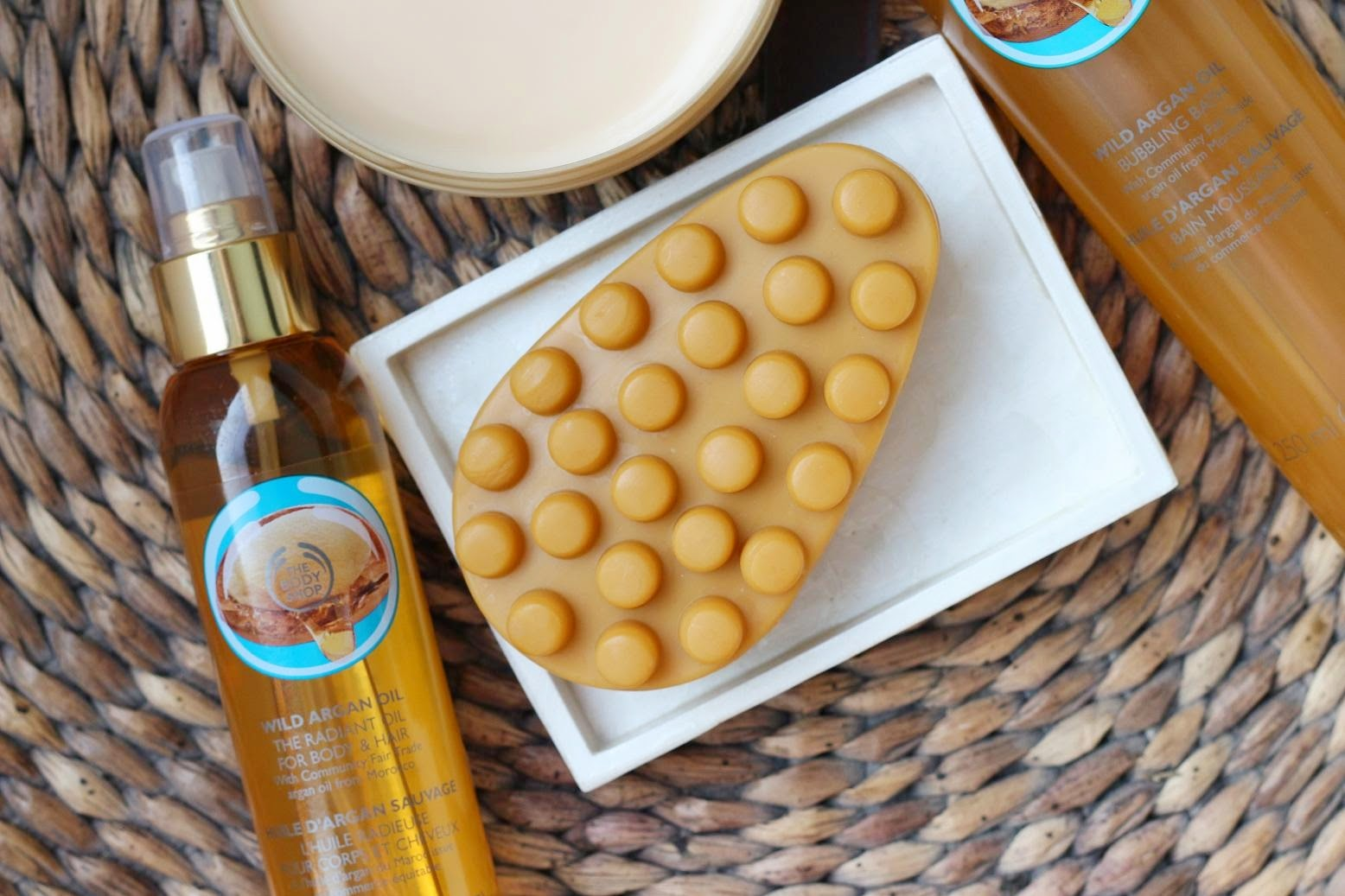 The Body Shop Wild Argan Oil