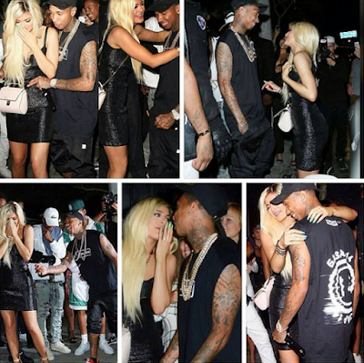 Kylie Jenner Admits She Breaks Up with Tyga