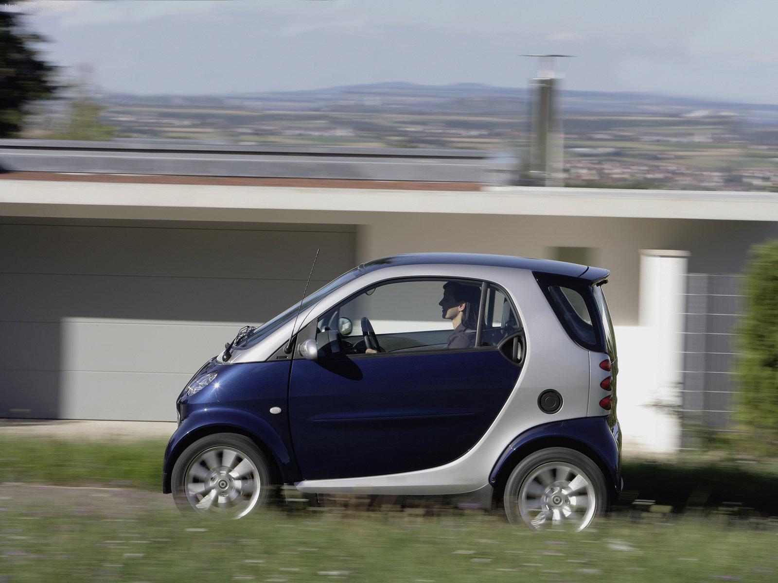 Hình ảnh xe ô tô Smart fortwo coupe 2005 & nội ngoại thất