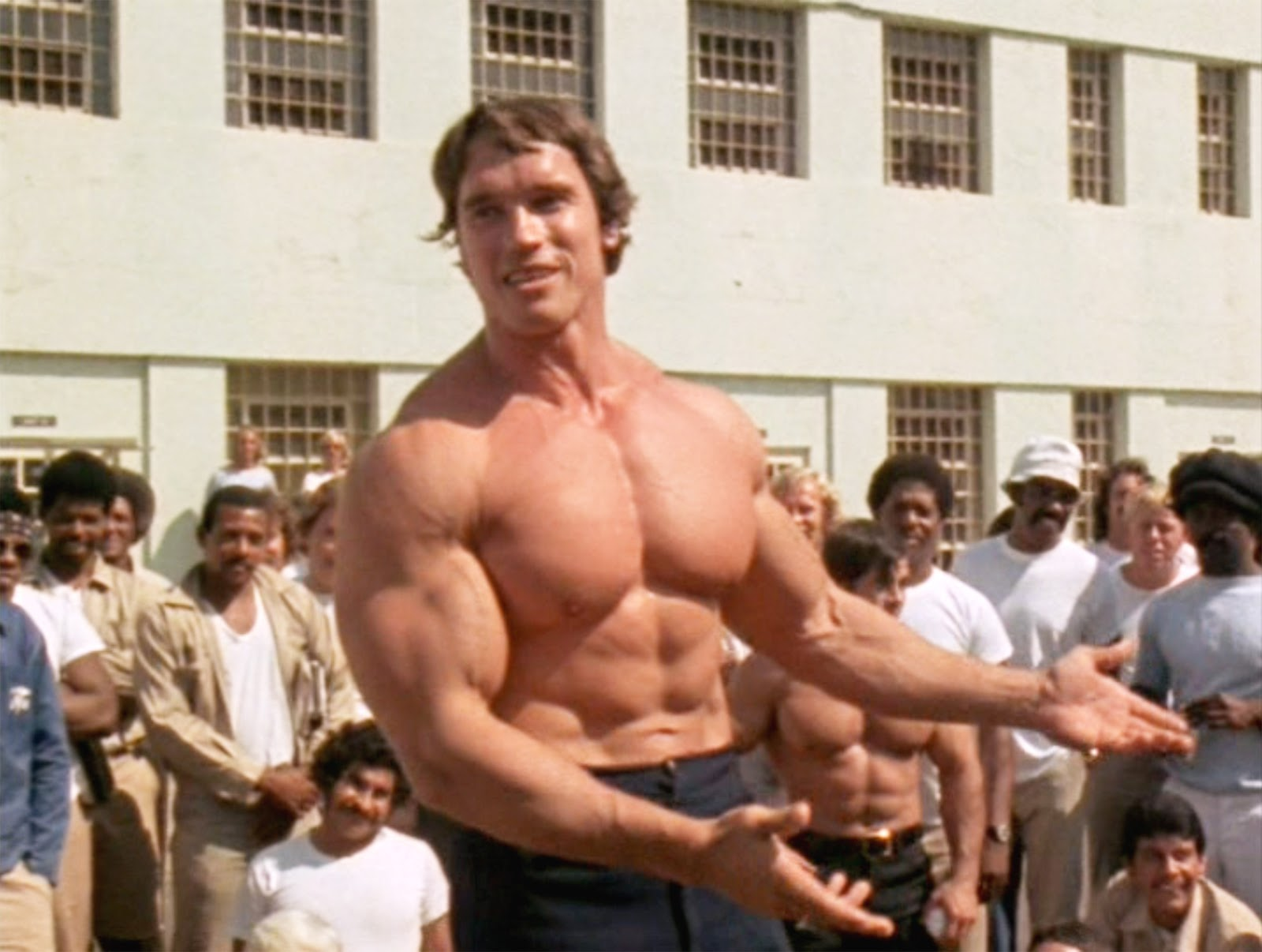 Pumping Iron (1977) Screenshots