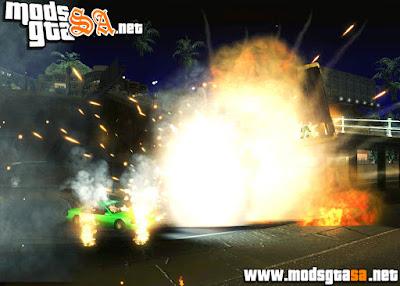 SA - Mod IMFX Explosões (Super Explosões)