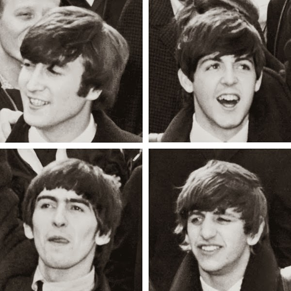 The Fab Four from this time period