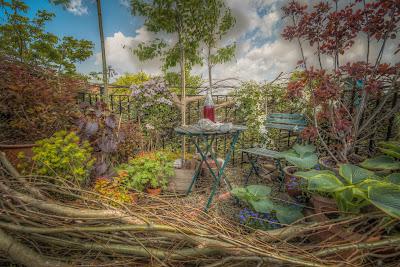malmö sweden sverige scandinavia garden show
