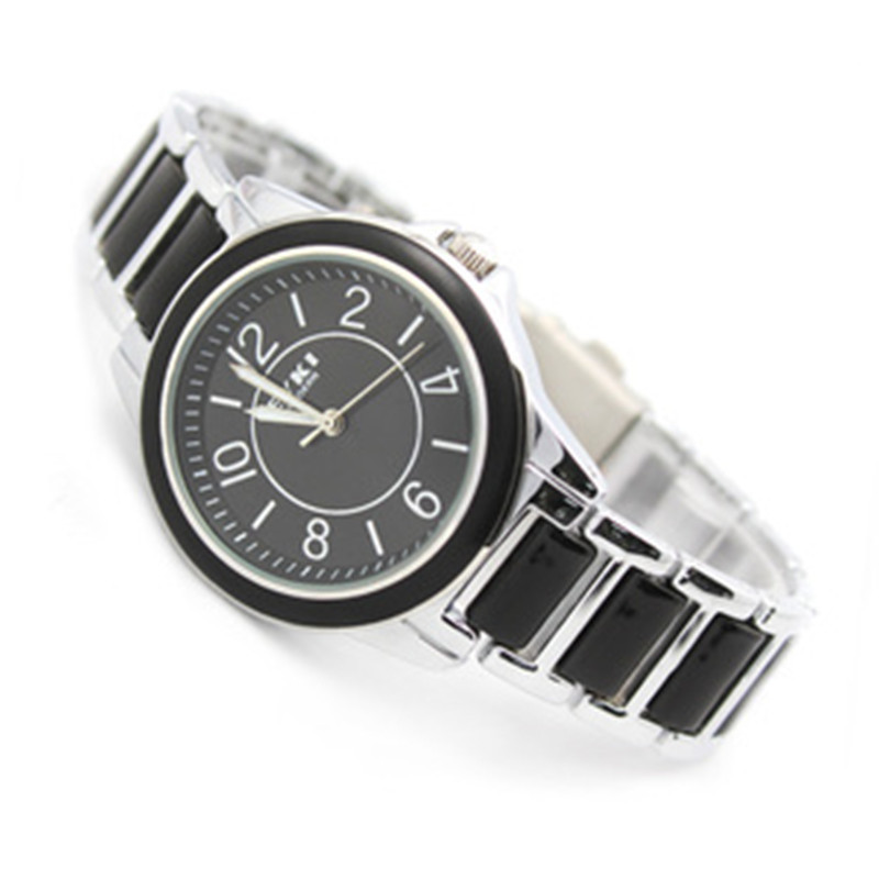 F03536 Fashion lovely Ceramic concise Quartz Women's Watch casual Wrist watches