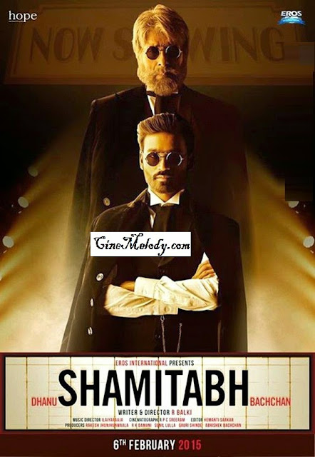 Shamitabh Hindi Mp3 Songs Free  Download  2015