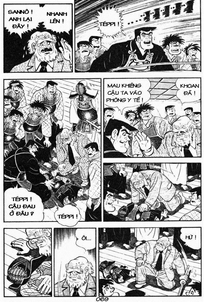 Siêu quậy Teppi chap 50 - Trang 28