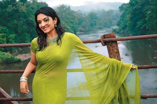 transparent wet saree boobs