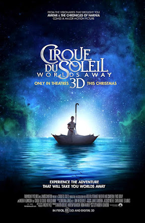 Poster Of Cirque du Soleil: Worlds Away 2012 In Hindi Bluray 720P Free Download