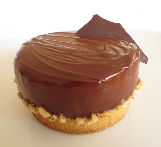 Pâtisserie Colorova Paris - Tarte caramel - spéculos