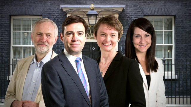 Who would you choose to be your next Labour Leader?