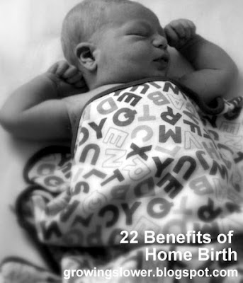 Benefits of a Home Birth
