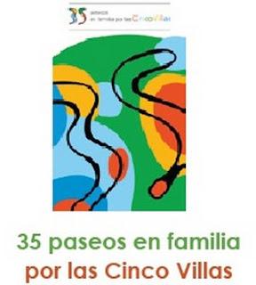 35 Paseos en familia por las Cinco Villas