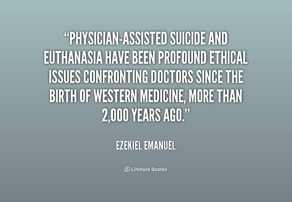 a debate about the legal aspects of euthanasia and physician assisted suicides Opponents of a doctor-assisted suicide law often cite the of doctor assisted suicide euthanasia pros political & social issues for debate.