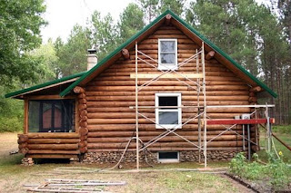 Educating Yourself On Log Home Maintenance