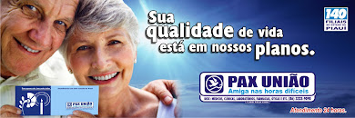 PAX UNIO EM PARNABA