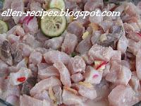 Kinilaw na Isda Recipe