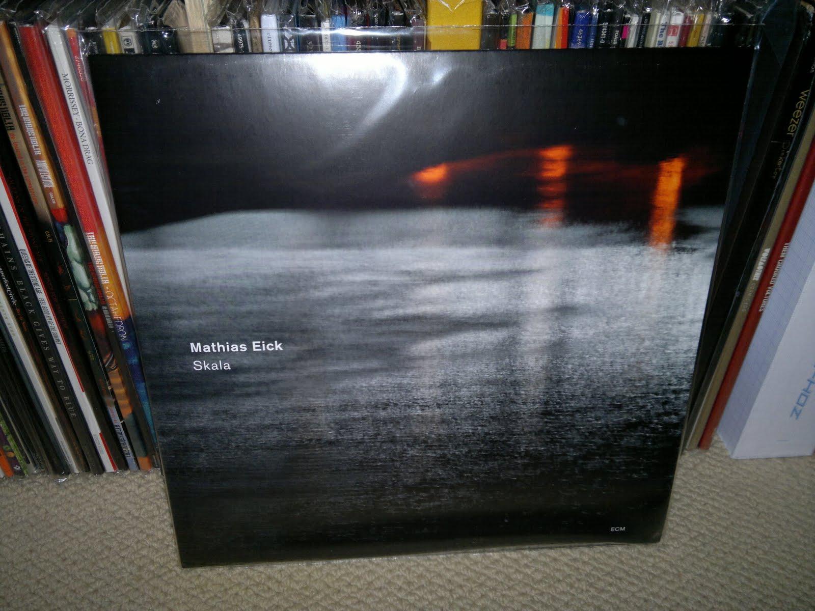 A Bit Of Ecm New Vinyl Matthias Eick Nik Bartsch S