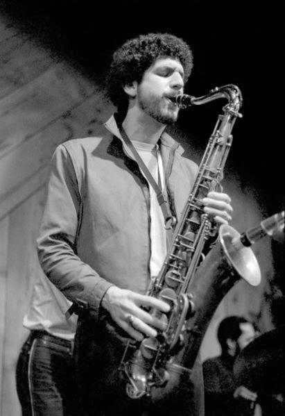 Bob Berg in 1980 with Cedar Walton's quartet (Wikimedia Commons)