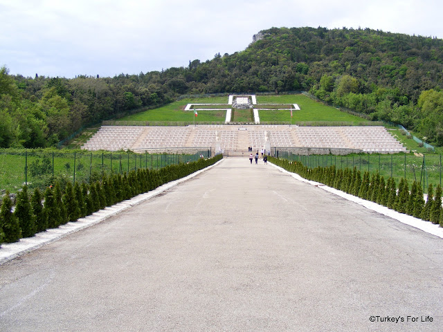Polish War Cemetary, Cassino, Italy