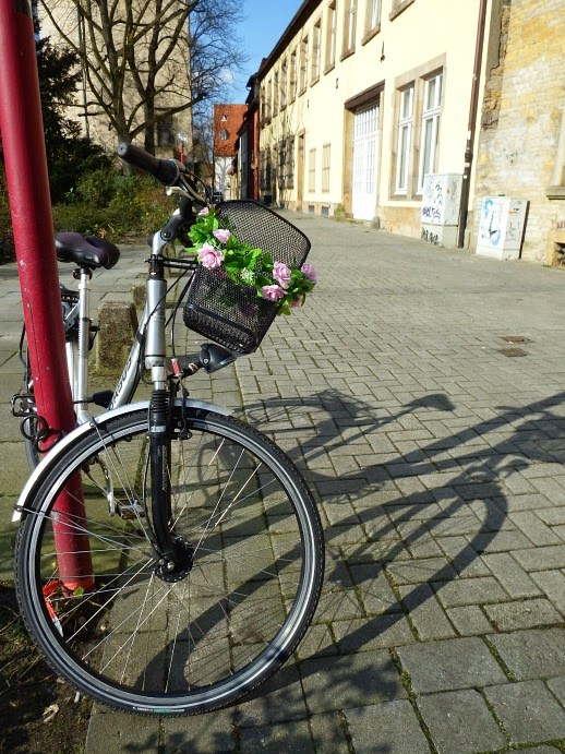 Osnabrück,Altstadt,Radtour,Kultur,Fahrrad