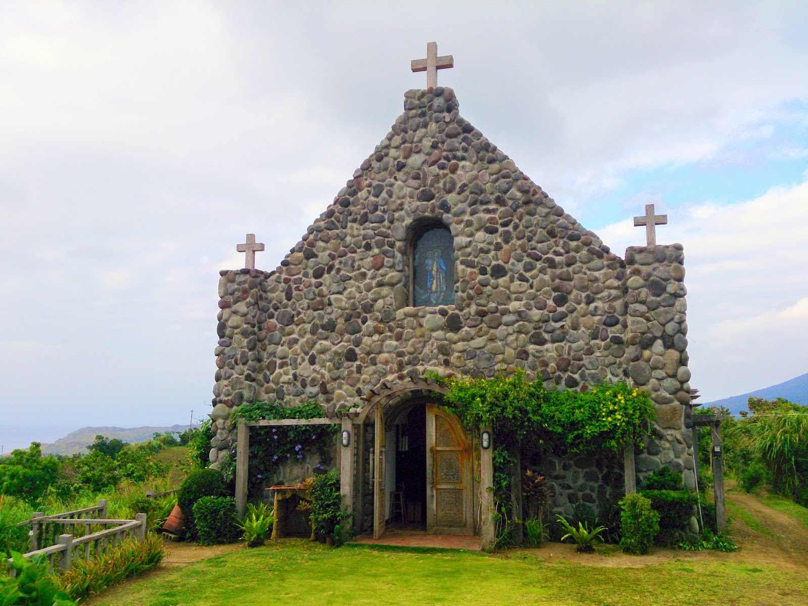 Tukon Church or Our Lady of Mt. Carmel Chapel, Batanes