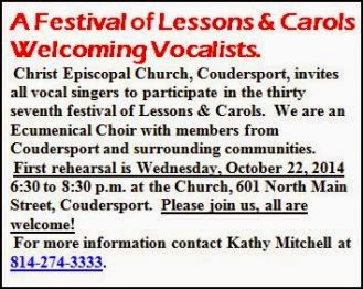 10-22 Vocalists Welcome To Participate