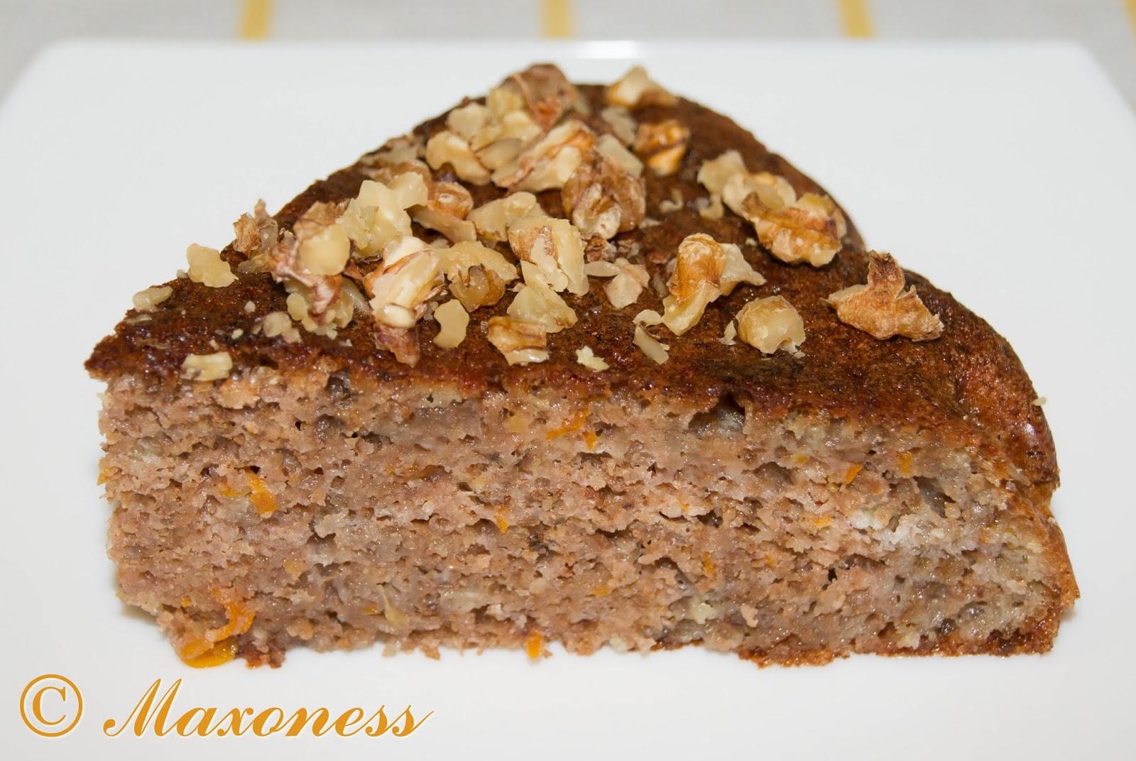 Пирог с грецкими орехами от Гордона Рамзи. Греческая кухня.
