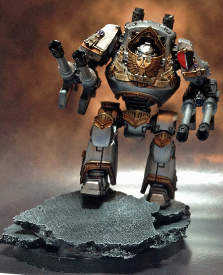 Grey Knight Relic Contemptors