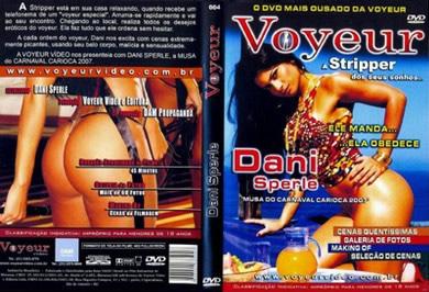 DVD Voyeur - Dani Sperle