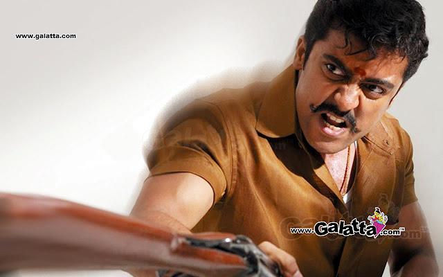 Surya in 'Vel' Movie 1