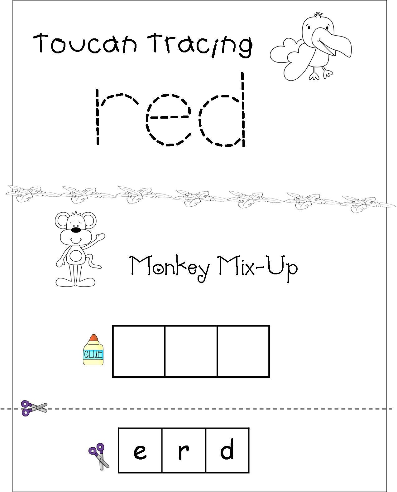 Center by Books: Popcorn  worksheets fun Words (Sight Inspired kindergarten Kindergarten: Words) word sight