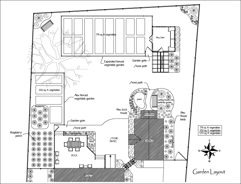 Bepa 39 s garden planning the new garden shed and greenhouse for Greenhouse floor plans