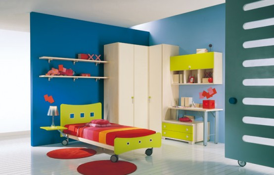 latest child room decor 2011 - Child Bedroom Decor
