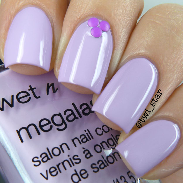 Wet N Wild Reject the Mainstream Silver Lake Polish Collection Swatch Spring 2015