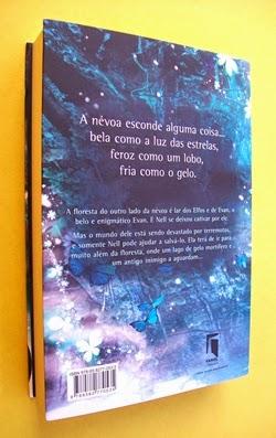 Gelo - Mist - Livro 02 - Kathryn James (verso)