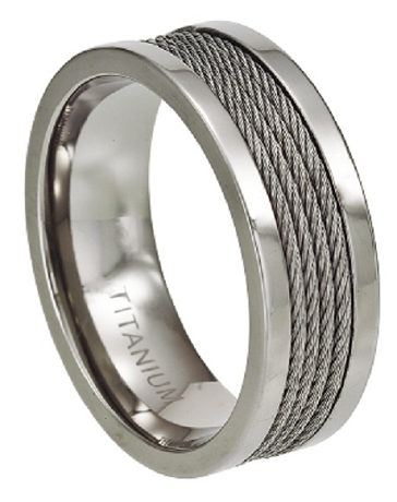Why Men's Alternative Wedding Rings are a Natural Fit for Urban Men