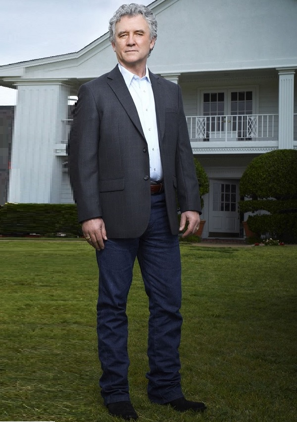 celebrity heights how tall are celebrities heights of celebrities how tall is patrick duffy. Black Bedroom Furniture Sets. Home Design Ideas