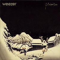 Weezer Pinkerton CD cover