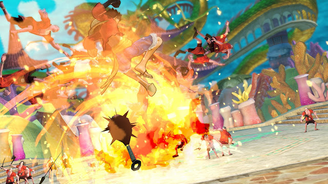 One Piece: Pirate Warriors 3 hands on