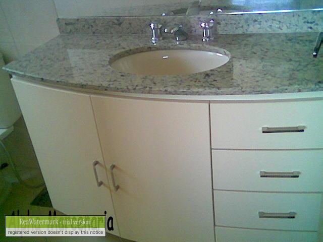 ALPHA MARCENARIA MÓVEIS SOB MEDIDA Armário de banheiro redondo -> Armario De Banheiro Mdf