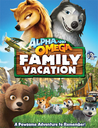 Ver Alpha and Omega: Family Vacation (2015) Online
