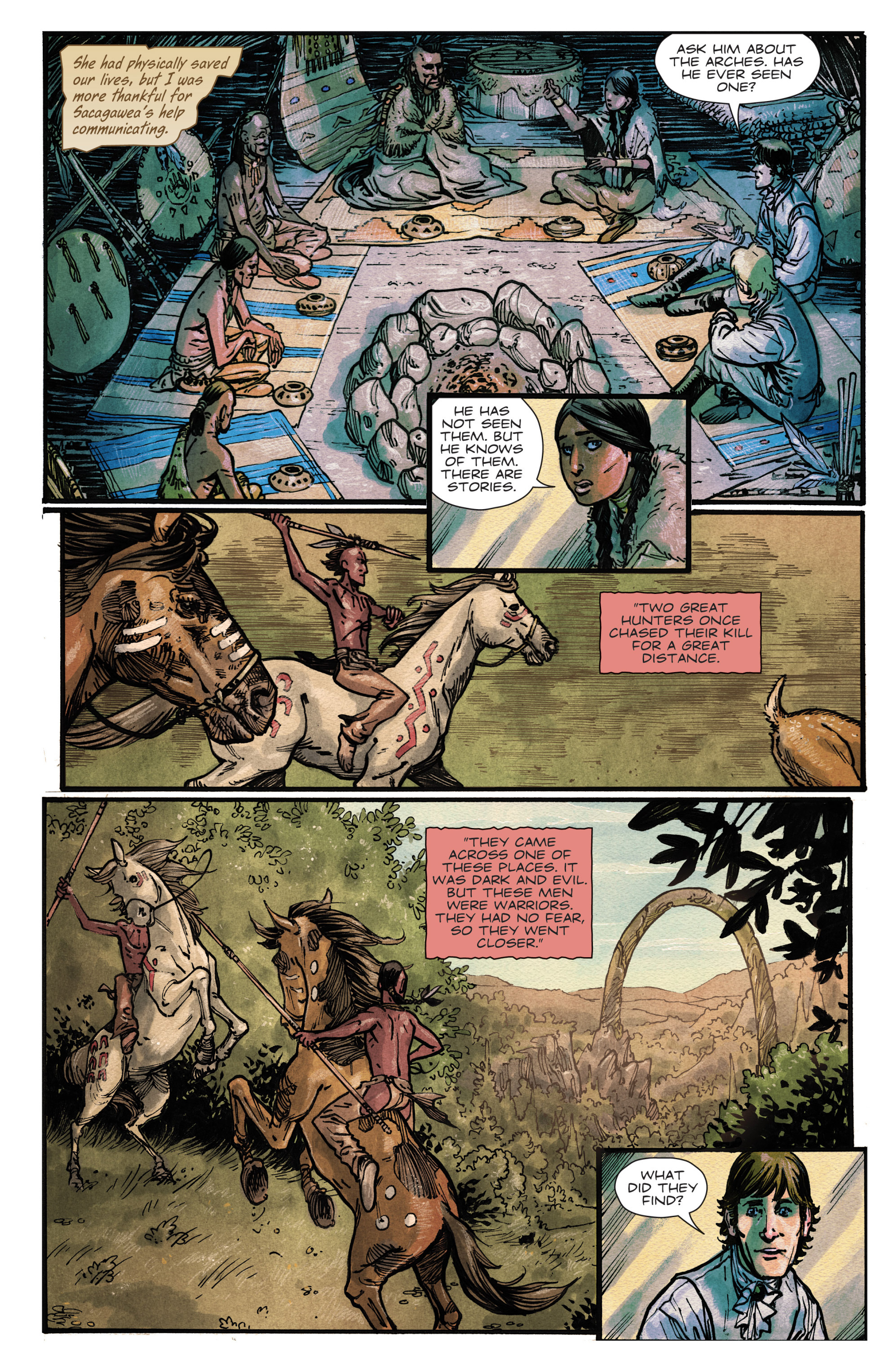 Manifest Destiny #_TPB_2 #42 - English 115