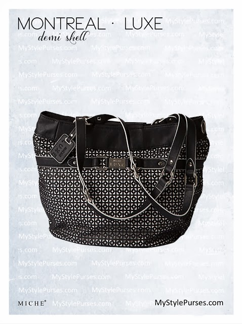 Miche Luxe Montreal Demi Shell | Shop MyStylePurses.com