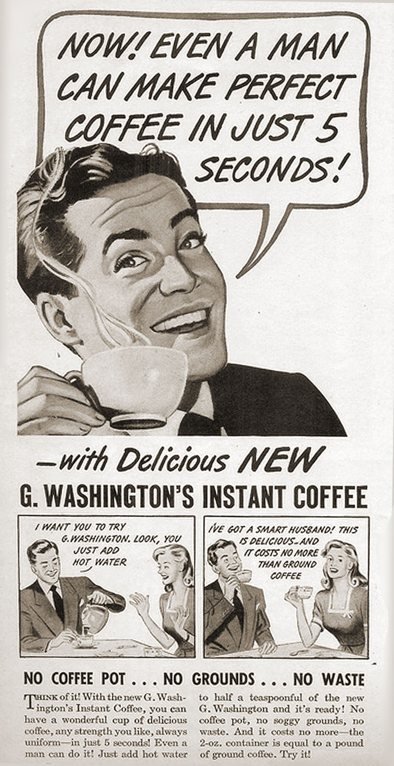 Vintage sexist advertisements
