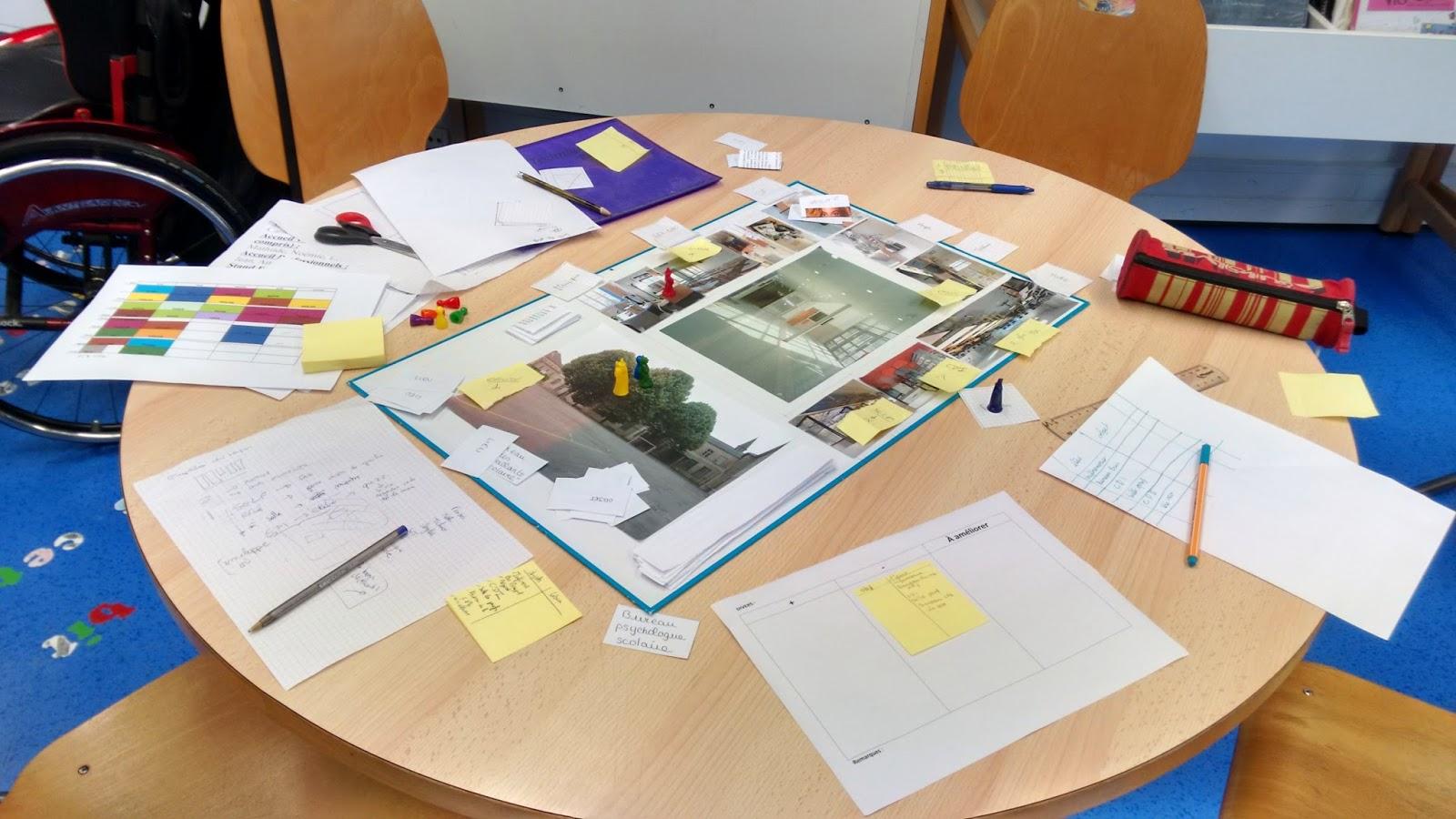 Gut bekannt C Fair-Play: Atelier avec une classe de 3ème pour la création d'un  DH93